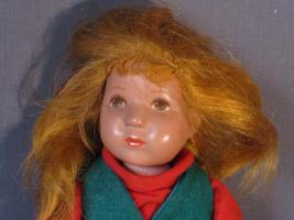Käthe-Kruse-Puppenmädchen  aus der Serie''Däumlinchen''