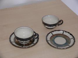 Foto 2 Kaffee-Service-Porzellan