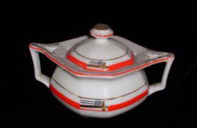 Foto 3 Kaffee und Tee Service Art deco