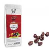Kaffeebohnen in Vollmilchschokolade