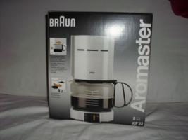 Kaffeemaschine BRAUN