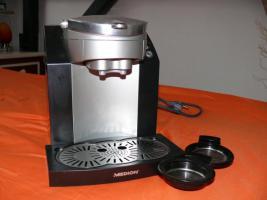 Kaffeepadsautomat von Medion