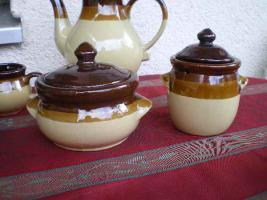 Foto 3 Kaffeeservice f�r 4 Personen