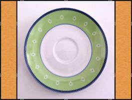 Foto 3 Kaffeeservice - 18 Teile - Blau und Grün