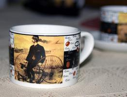 Foto 5 Kaffeetasse -Samlmung-12 Stück