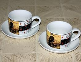 Foto 6 Kaffeetasse -Samlmung-12 Stück