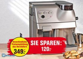 Kaffeevollautomat Saeco Sonderposten B-ware