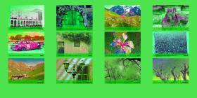 Foto 3 Kalender 2012 - Designer-Kalender für ein schönes Ambiente