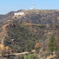 Kalifornien-zum Hollywood Sign