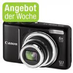 Kamera: Canon PowerShot A2100 IS
