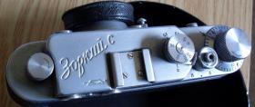 Kamera / russisches Modell / Zorki C