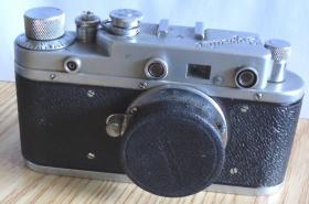 Foto 2 Kamera / russisches Modell / Zorki C