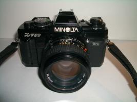 Kameraausrüstung (kmpl. 300 Euro)