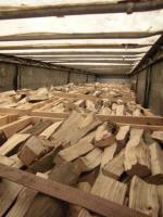 Foto 5 Kaminholz Buche Kamin fertig ges�gt und gespalten Deutschland weite Anlieferung mit LKW