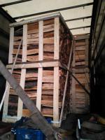 Foto 9 Kaminholz Buche Kamin fertig ges�gt und gespalten Deutschland weite Anlieferung mit LKW