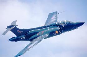 Kampfjetfliegen - Copilot im Kampfjet