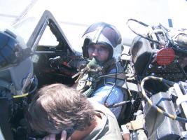 Foto 3 Kampfjetfliegen - Copilot im Kampfjet
