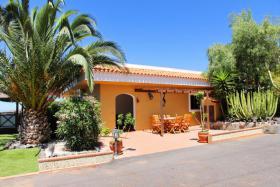 Casa del Campo- Eingangsbereich