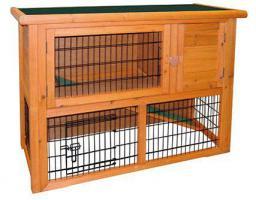 Kaninchenstall Neu im Box
