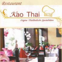 Kao Thai Restaurant Basel: Thailändische Spezialitäten, Thai Food, Thai Take Away, Thai Catering & Thai Partyservice Basel