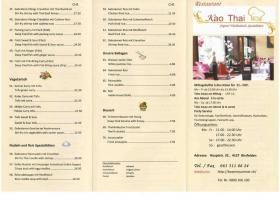 Foto 4 Kao Thai Restaurant Basel: Thailändische Spezialitäten, Thai Food, Thai Take Away, Thai Catering & Thai Partyservice Basel