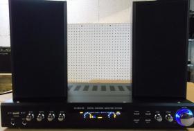 Foto 4 Karaoke 5-Kanal Hi Fi Stereo-Verstärker McVoice SV-2803-RK