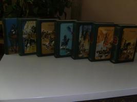 Karl May-Romane (6 Stück, auch einzeln)