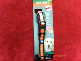 Karlie Hundehalsband Halsband Gr. L Art Soft Plus Band neu