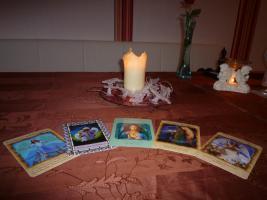Foto 2 Kartenlegen mit Elke