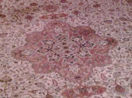 Foto 2 Kaschmir Teppich handgeknüpft