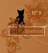 Katzenfutter getreidefrei Catz finefood No.9 - Wild - 6 x 200g .