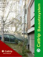 Foto 3 Katzenleiter - Balkontreppe - Katzentreppe – Kratzbaum - Cattrip