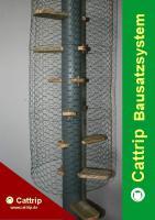 Foto 4 Katzenleiter - Balkontreppe - Katzentreppe – Kratzbaum - Cattrip