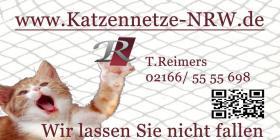 Katzennetze NRW, Die Nummer EINS für Katzennetz anbringen