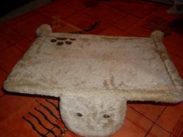 Foto 2 Katzenplüschmulde (neuwertig) zu verkaufen