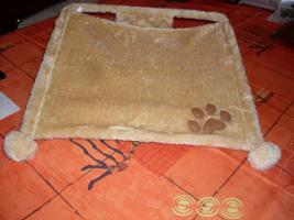 Foto 3 Katzenplüschmulde (neuwertig) zu verkaufen