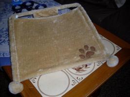 Katzenplüschmulde ( Wandmontage ) zu verkaufen