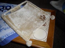 Foto 2 Katzenplüschmulde ( Wandmontage ) zu verkaufen