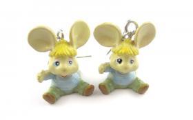 Kawaii Mäuschen Ohrringe