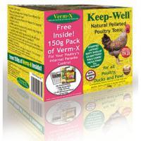 Foto 2 Keep-Well Tonic für Hühnern, Ente und Geflügel. 100%ig natürliches Stärkungsmittel.