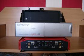 Foto 2 Kenwood Autoradio plus CD-Wechsler und Fernbedienung
