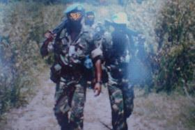Kenya  Security Force Trainings Partner - from German Security Expert Ralf Spies c4 Concept