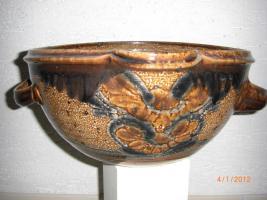 Keramik-Obstschale
