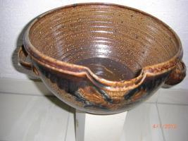 Foto 2 Keramik-Obstschale