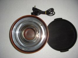 Foto 2 Keramik Tischgrill