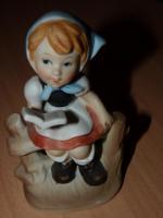 Keramikfigur (Hummel?)