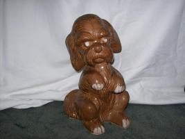 Keramikfigur Hund