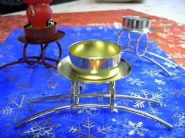 Kerzenhalter, Tischkerzenständer