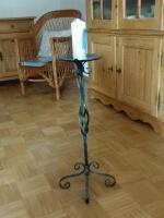 Foto 2 Kerzenständer - schmiedeeisern