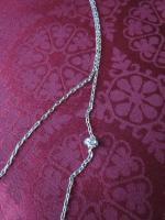 Foto 4 Kette, in siber, 60 cm lang